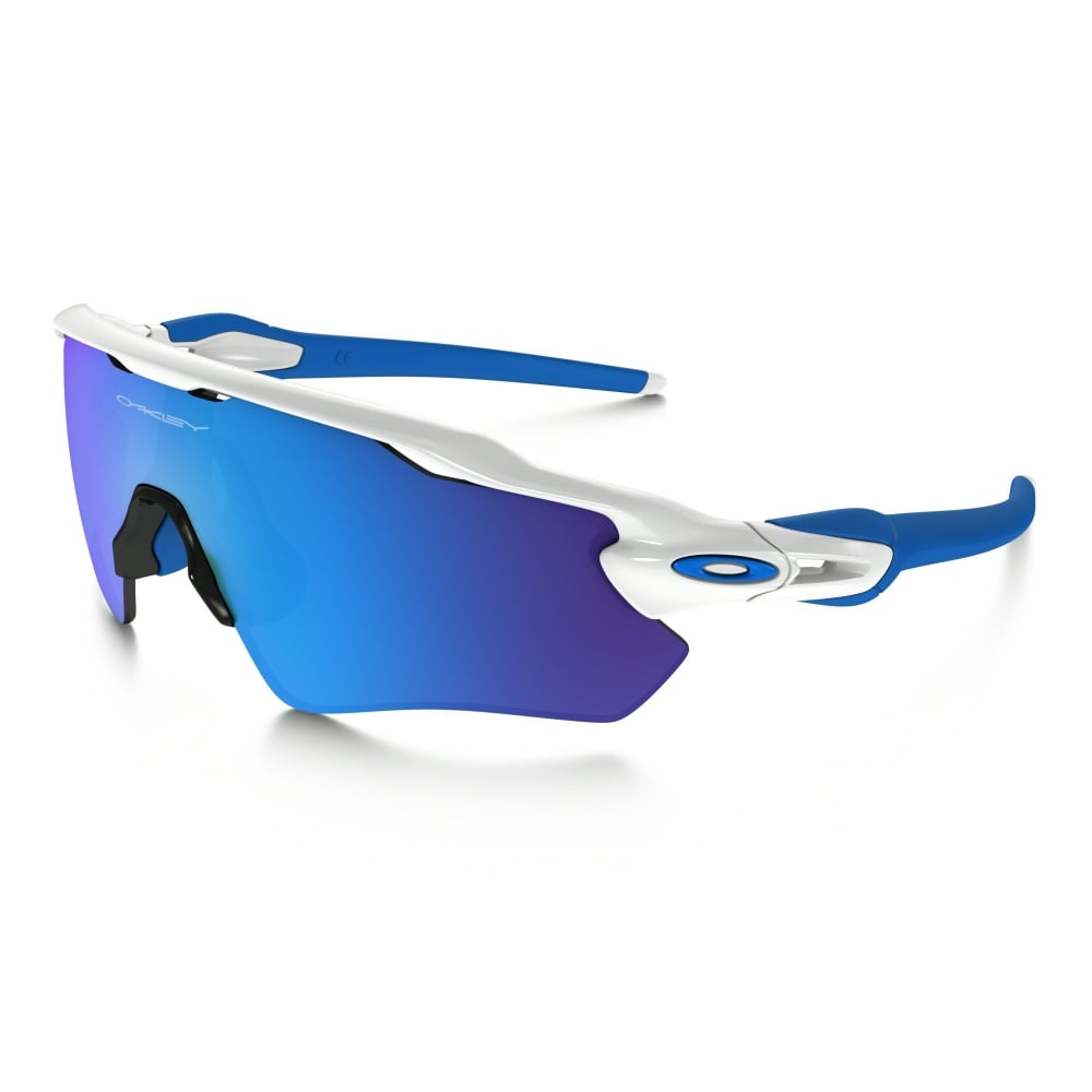 fd2297731727b Oakley Youth Radar EV XS Path Sunglasses Polished White OJ9001-01