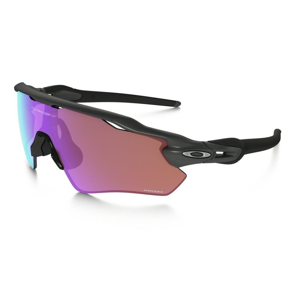 e75c690ff1cab Oakley Prizm Youth Radar EV XS Path Sunglasses Steel OJ9001-03
