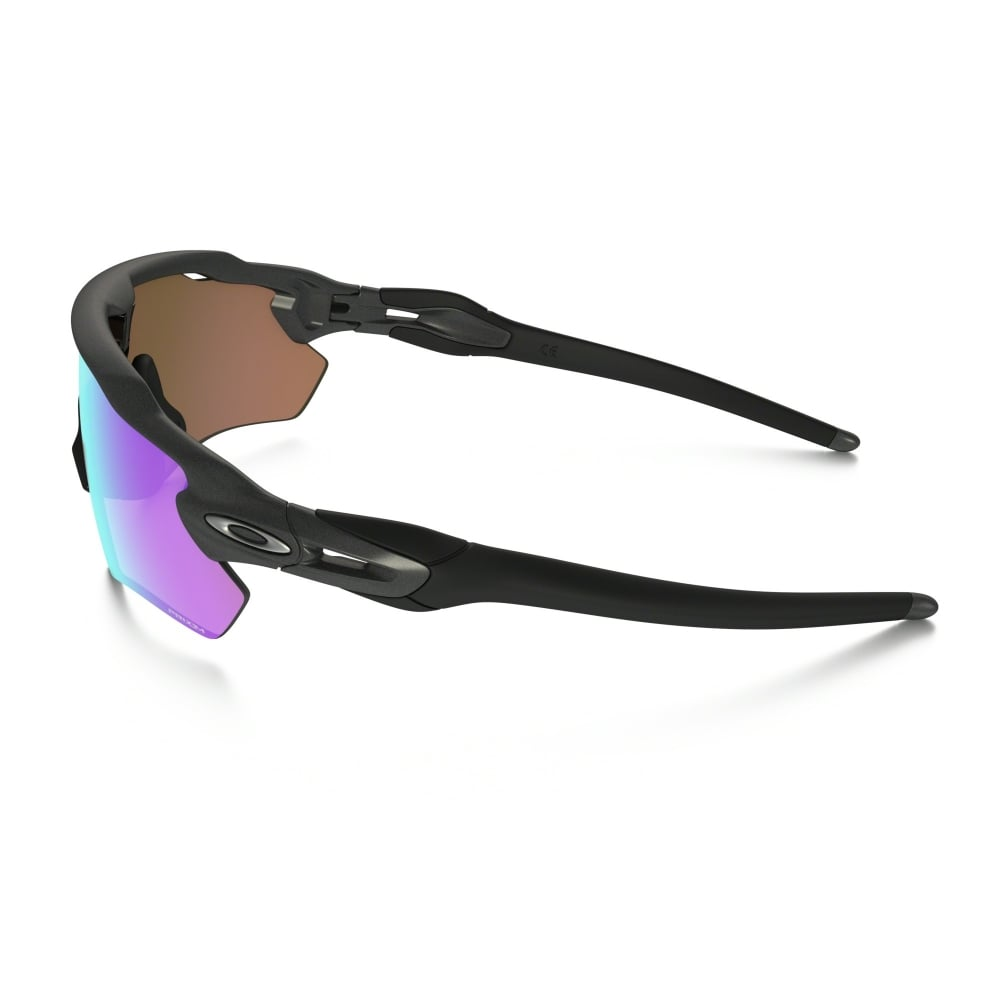 60db244dedcc4 Oakley Prizm Youth Radar EV XS Path Sunglasses Steel OJ9001-03