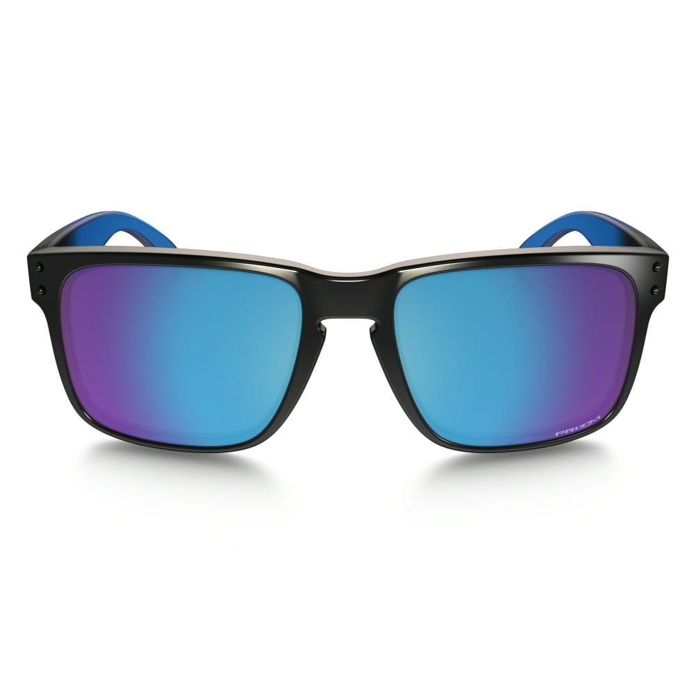 4078af535d Polarized Oakley Prizm Holbrook Sunglasses Sapphire Fade OO9102-D2