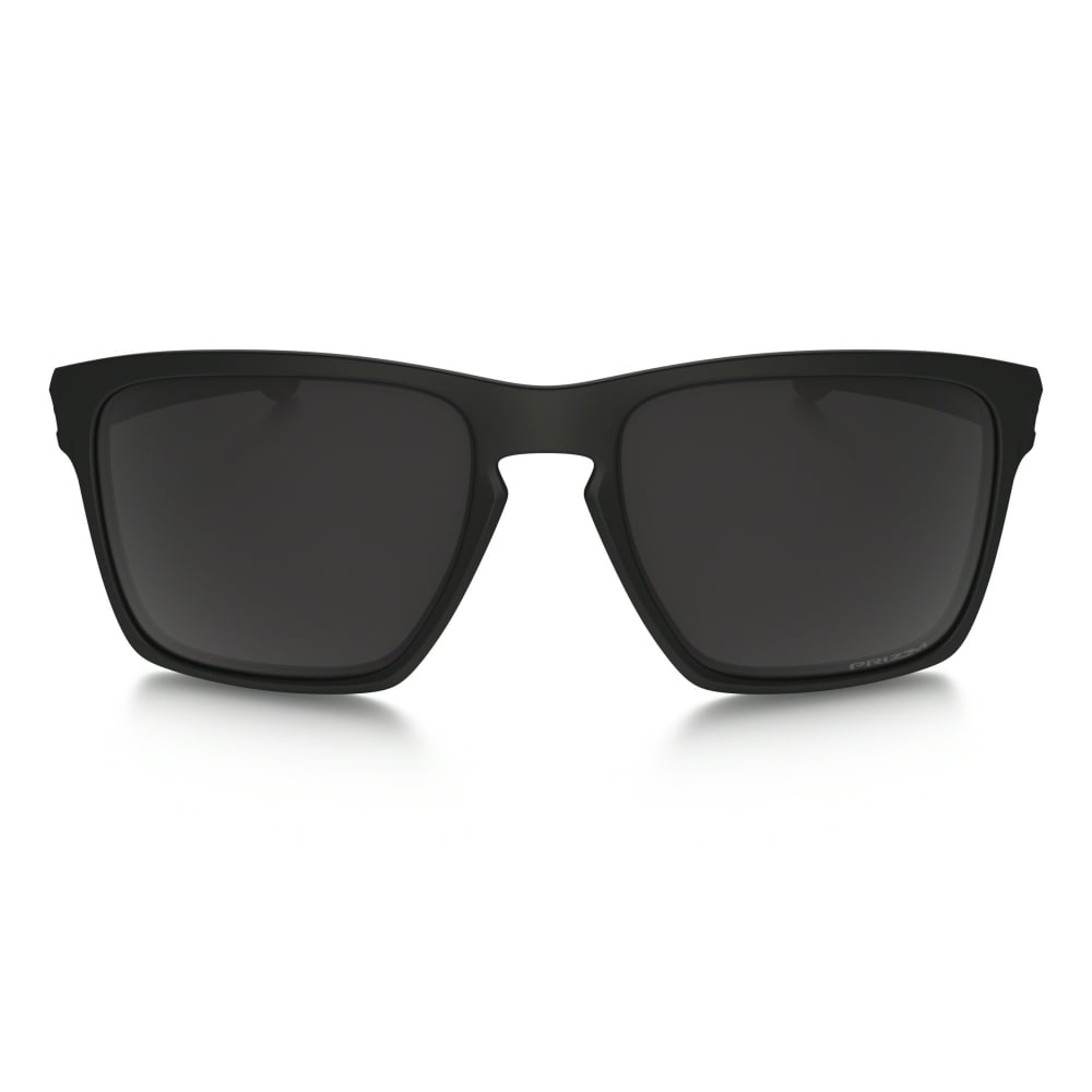 6cd470c63c05c Polarized Oakley Prizm Sliver XL Sunglasses Matte Black OO9341-15