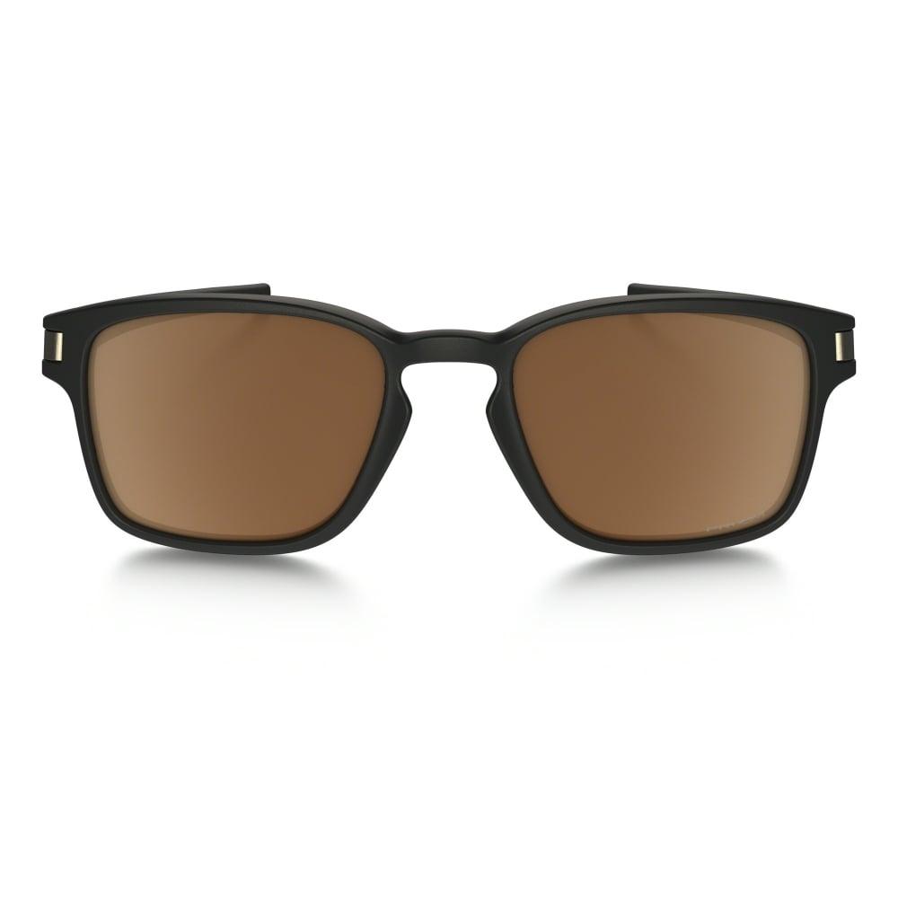 5f8a35a78d Oakley Prizm Latch Squared Sunglasses Matte Black OO9353-12