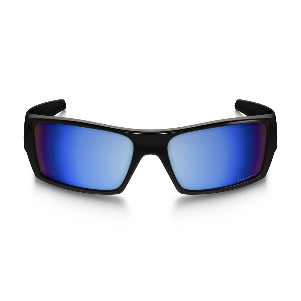 f6ad179023 Polarized Oakley Prizm Gascan Sunglasses Polished Black OO9014-15