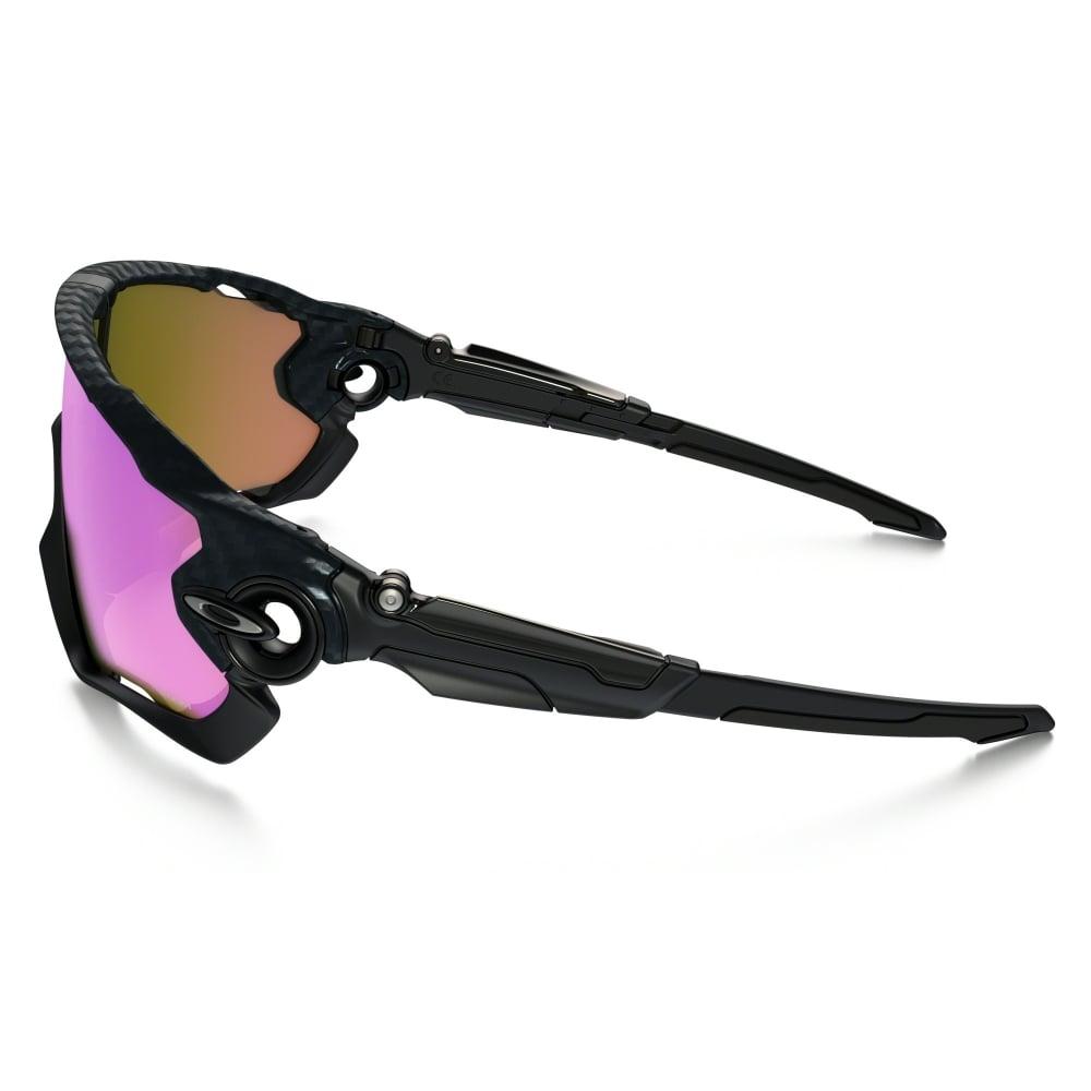 Oakley Prizm Jawbreaker Sunglasses Carbon Fiber Oo9290 25