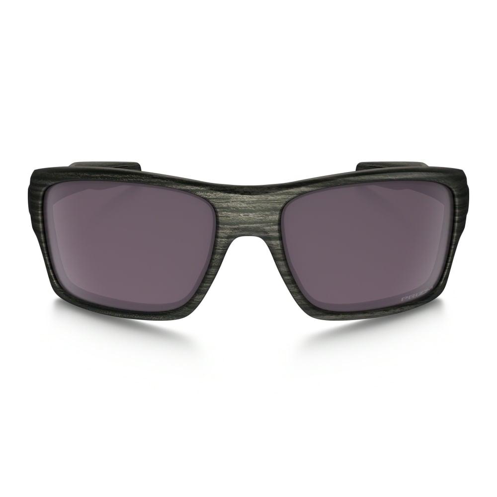 dfbc1d48881 Polarized Oakley Prizm Turbine Sunglasses Woodgrain OO9263-34