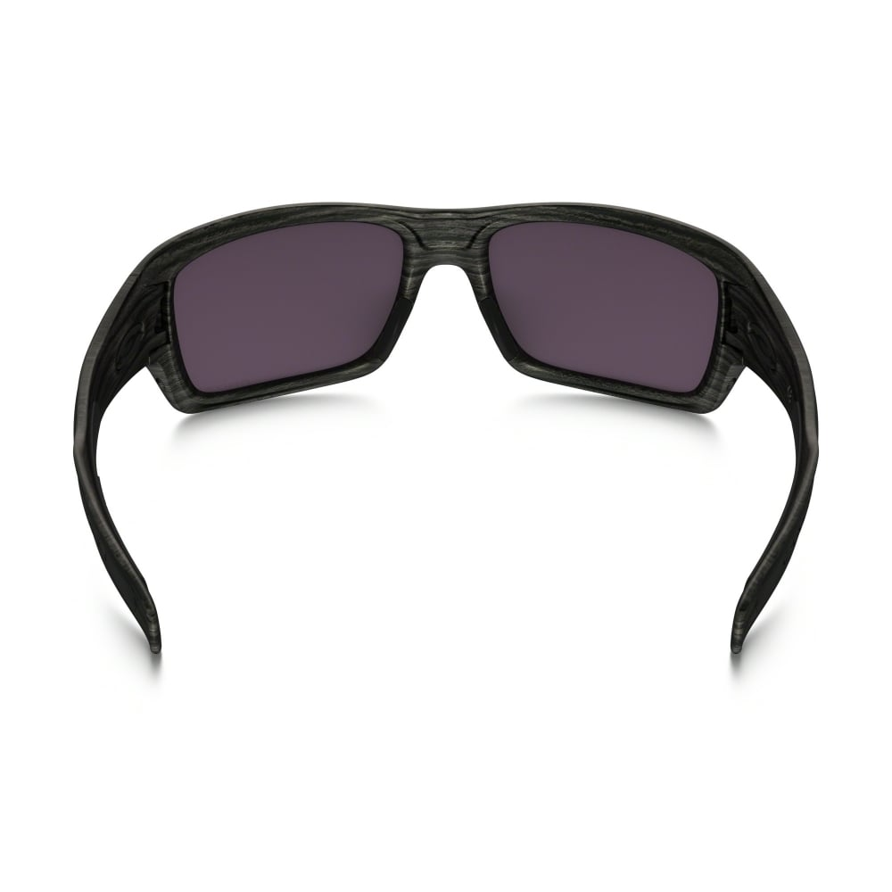 4ba9aaf027b Polarized Oakley Prizm Turbine Sunglasses Woodgrain OO9263-34
