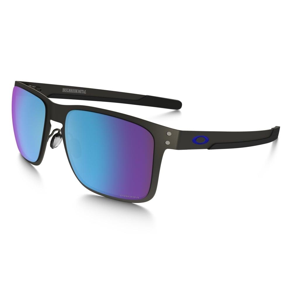 110cb55ebe Oakley Holbrook Metal Sunglasses Matte Gunmetal OO4123-07