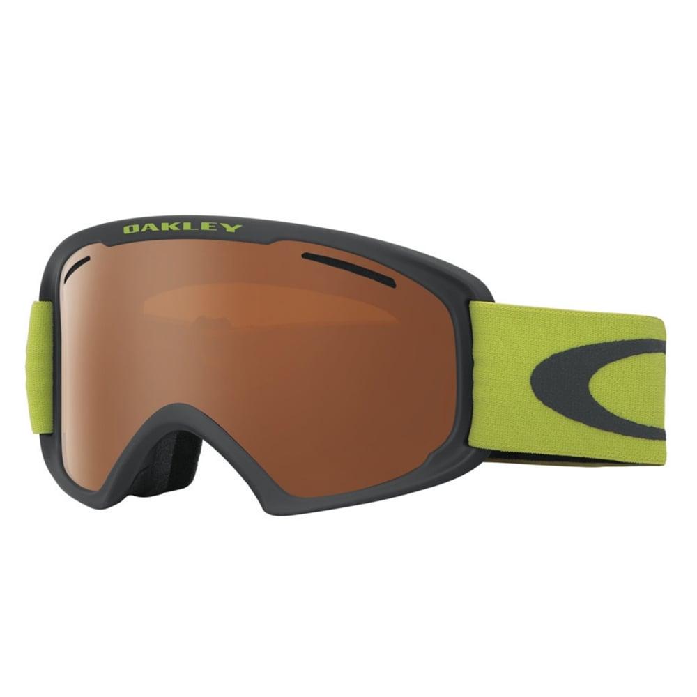 9e30128b1f Oakley 02 XL Goggles Iron Citrus OO7045-26