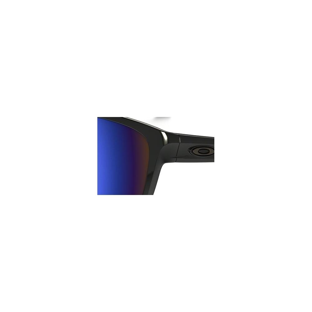 7fc92a12de Polarized Oakley Prizm Sliver XL Sunglasses Polished Black OO9341-12