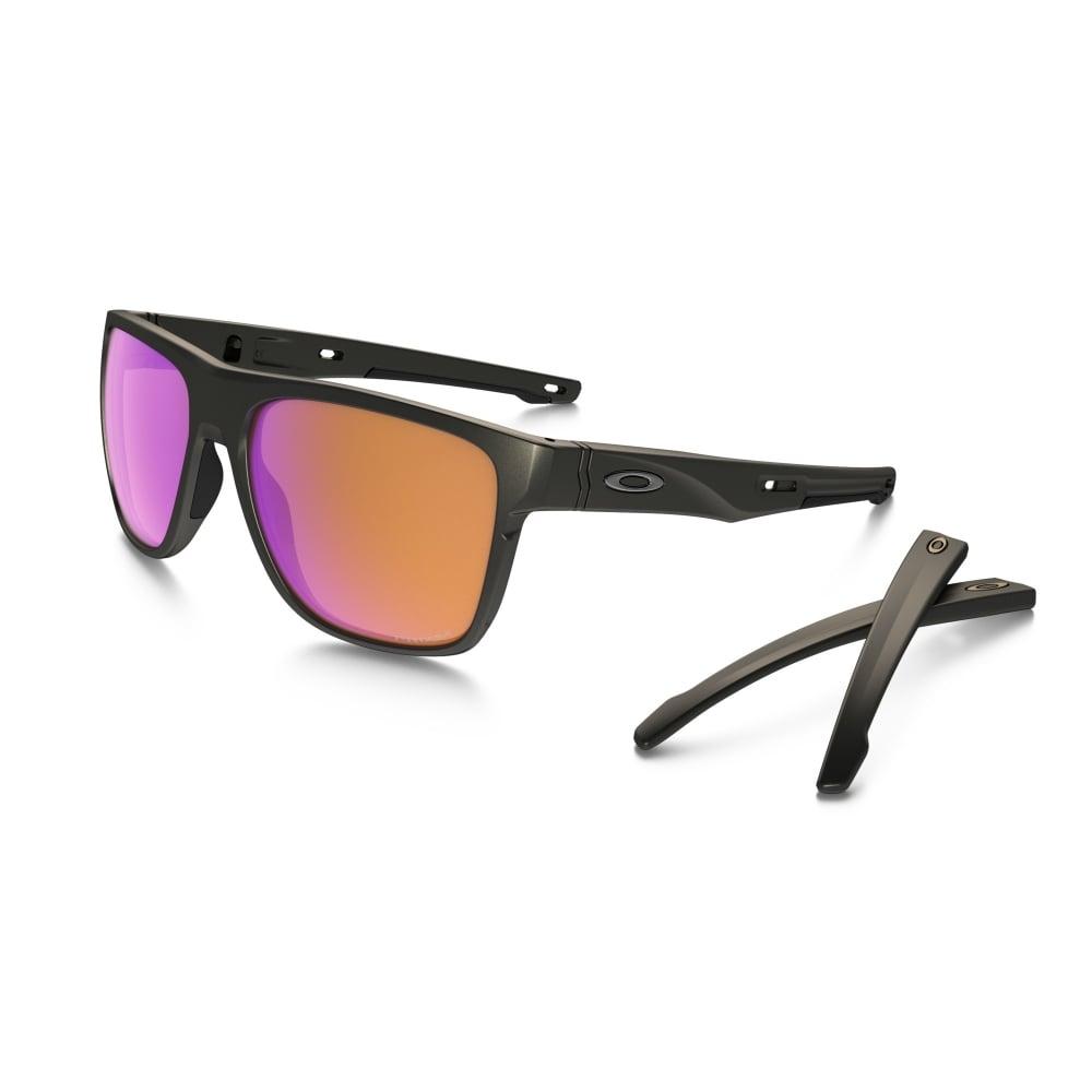 4167538d9d Oakley Prizm Crossrange XL Sunglasses Carbon OO9360-03