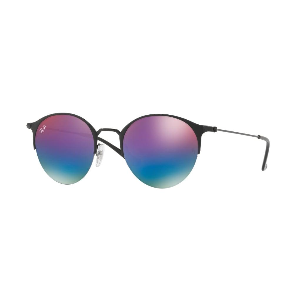 aad2a015c0e Ray-Ban RB3578 Sunglasses Matte Black RB3578 186 B1