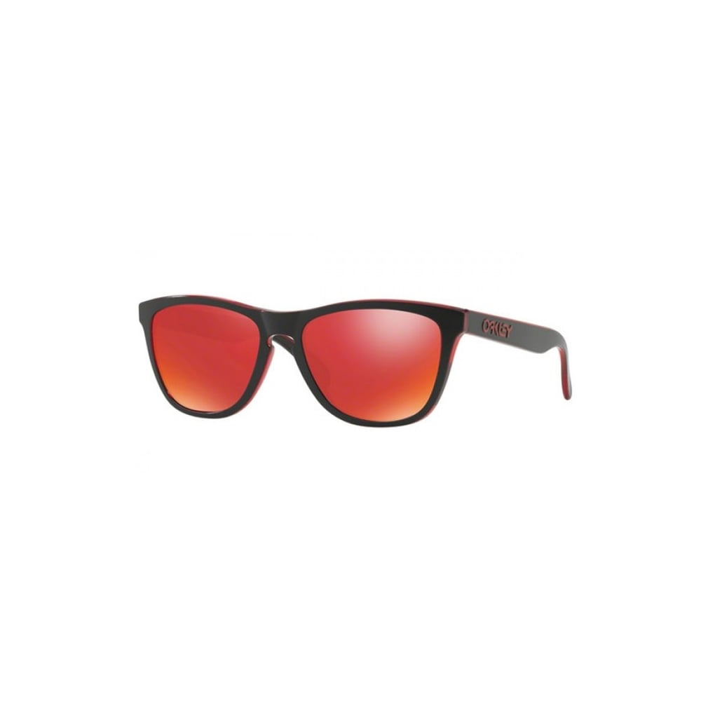 oakley red glasses  Oakley Frogskin Sunglasses Eclipse Red OO9013-A7