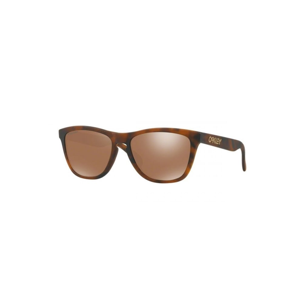 649ef05145 Oakley Prizm Frogskins Sunglasses Matte Tortoise OO9013-C5