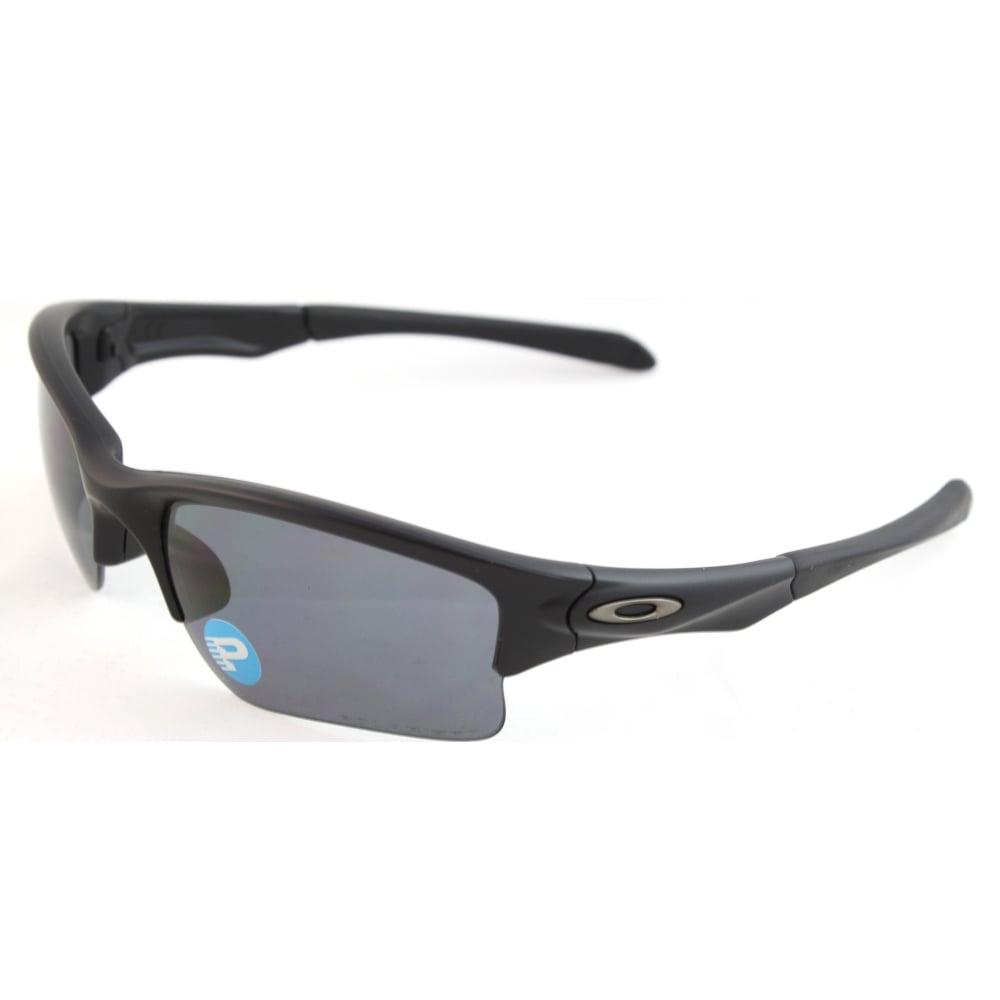 7b53091440 Polarized Oakley Quarter Jacket Sunglasses Black OO9200-07