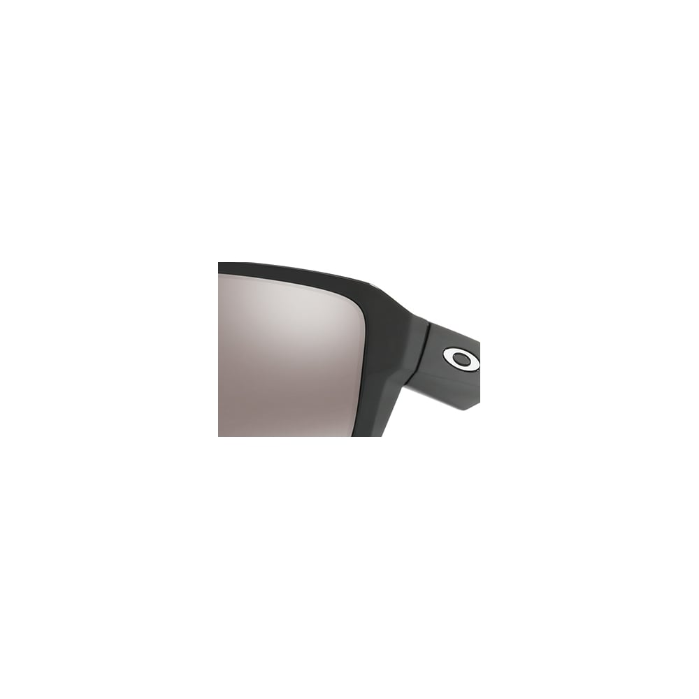 d7f33ea3e6a Polarized Oakley Prizm Double Edge Sunglasses Polished Black OO9380-0866