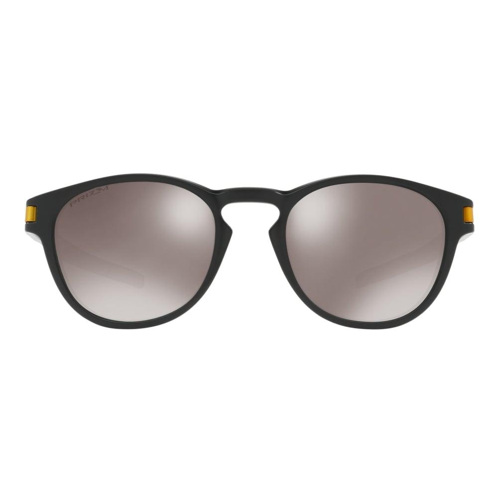 56e526c9620 Polarized Oakley Prizm Latch Sunglasses Ruby Fade OO9265-2653