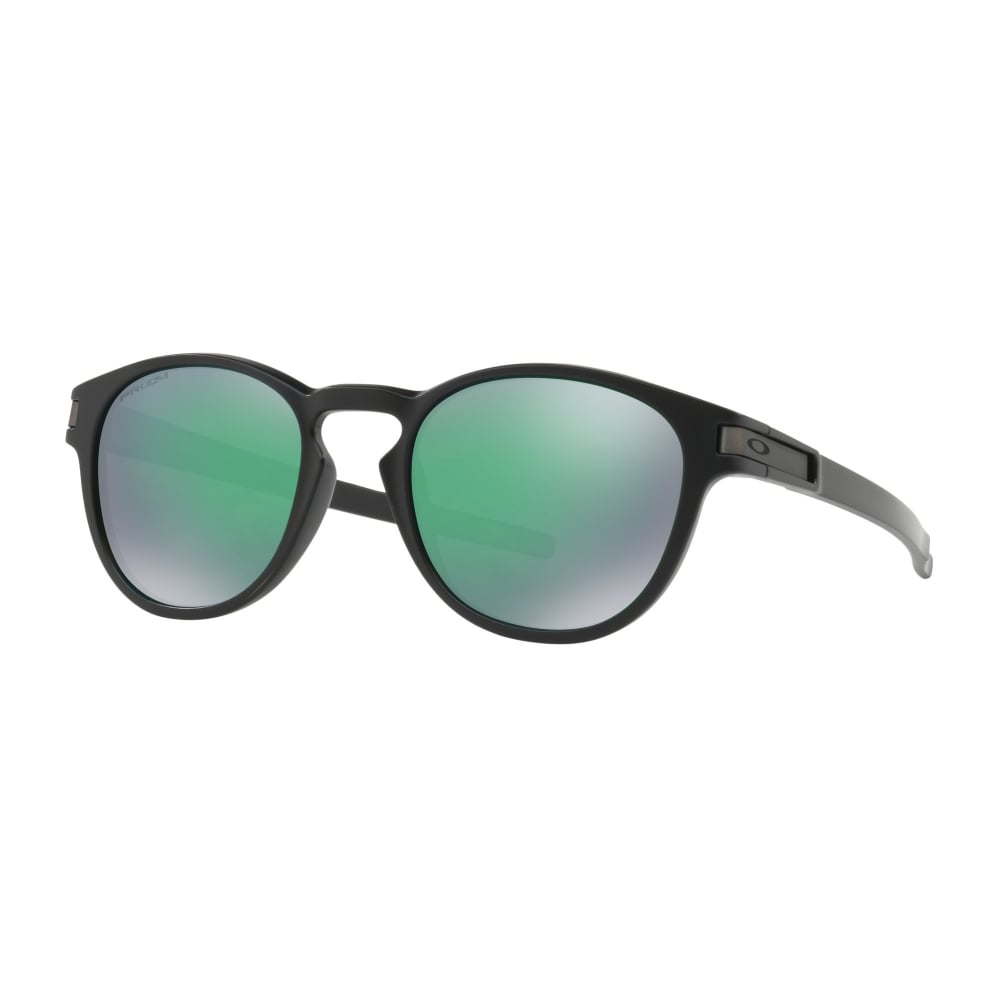 97863c94a2f Oakley Prizm Latch Sunglasses Matte Black OO9265-2853