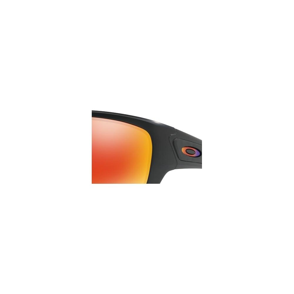 a53ed16060 Oakley Prizm Turbine Sunglasses Ruby Fade OO9263-3763