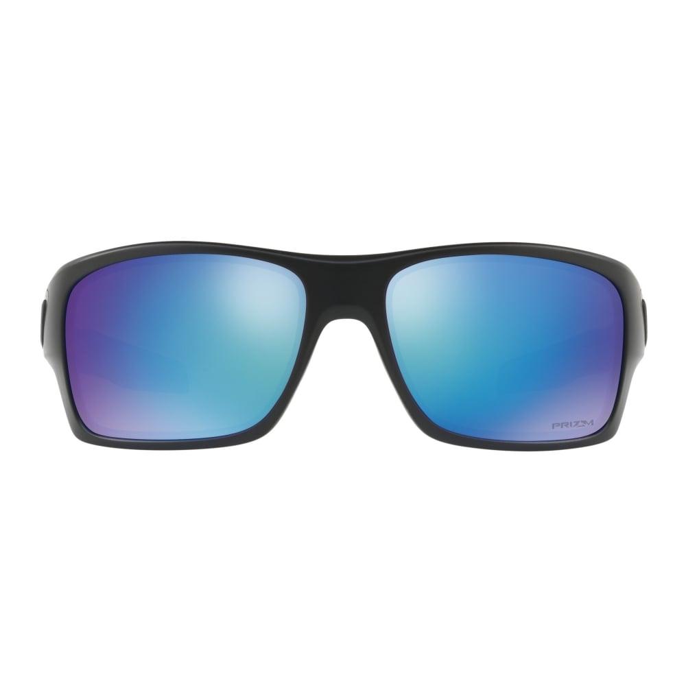 4c88f6d5bd2 Polarized Oakley Prizm Turbine Sunglasses Sapphire Fade OO9263-3663