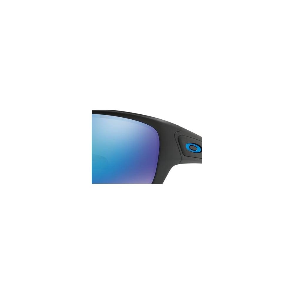 8aa69b4ed8c0b Polarized Oakley Prizm Turbine Sunglasses Sapphire Fade OO9263-3663