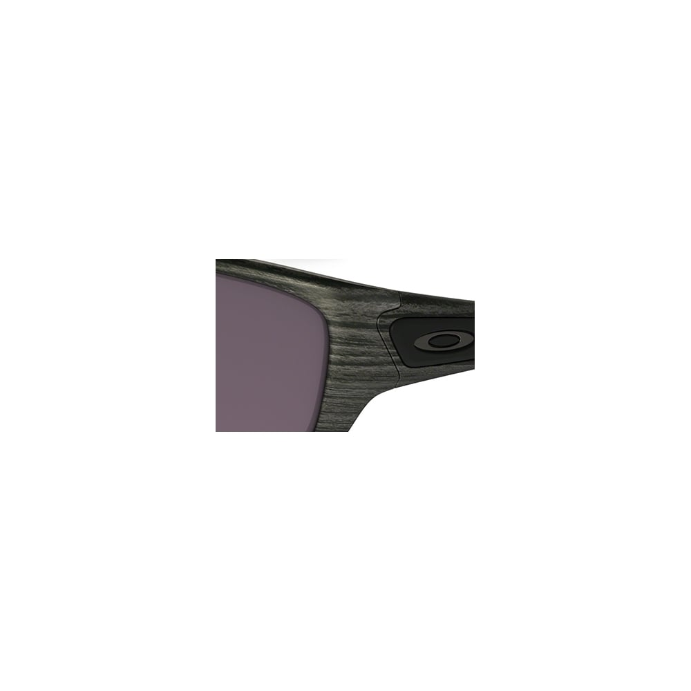 bcac49ff44596 Polarized Oakley Prizm Turbine Sunglasses Woodgrain OO9263-34