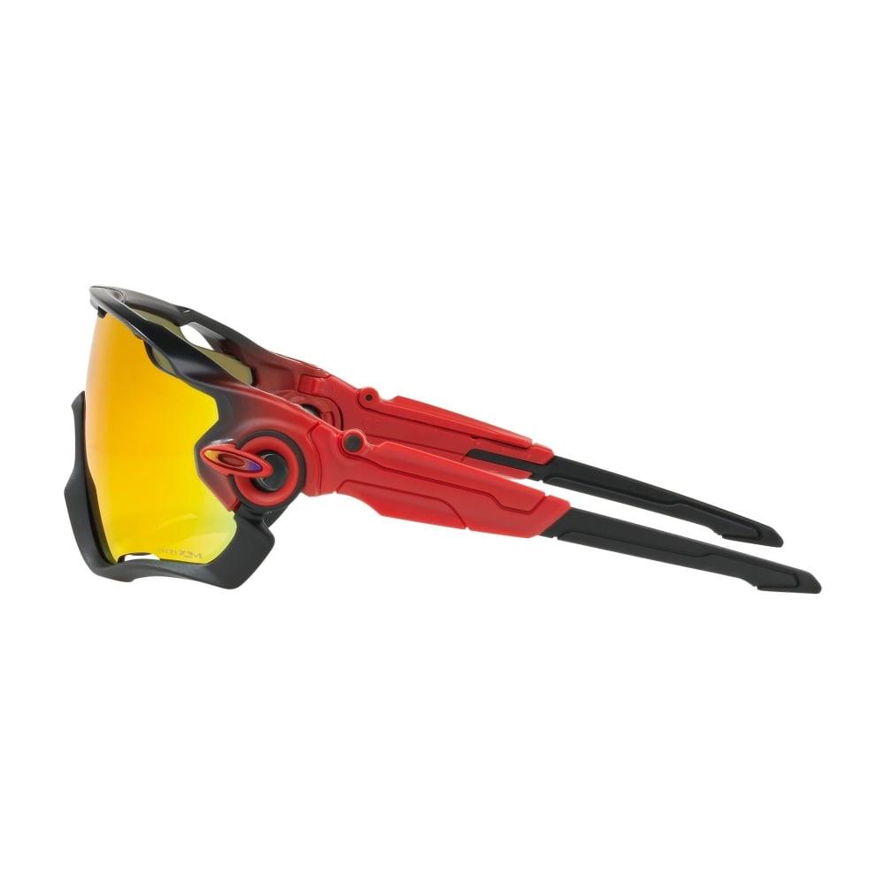 Oakley Jawbreaker Prizm >> Oakley Prizm Jawbreaker Sunglasses Ruby Fade OO9290-2331