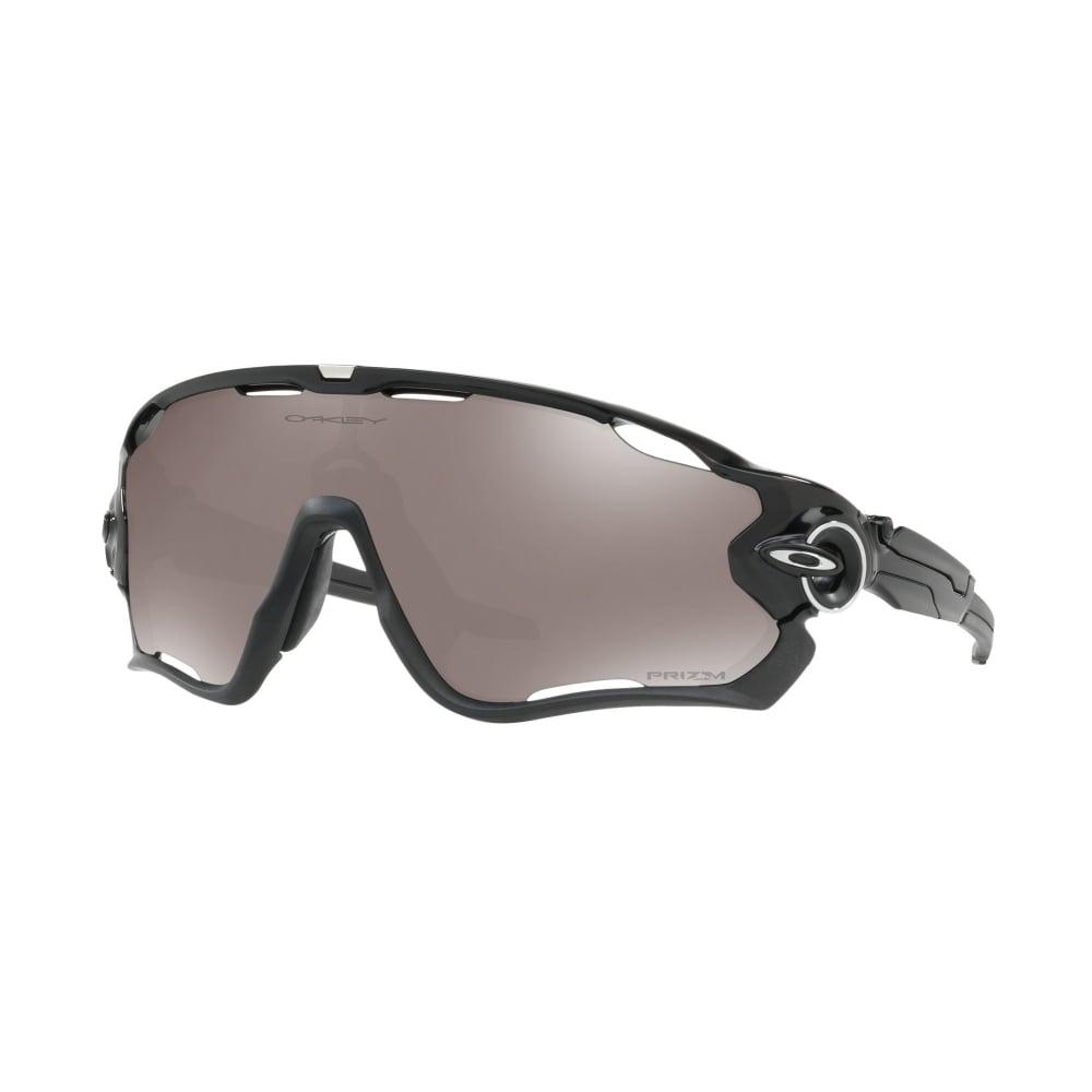 a8b24dc7b8f Polarized Oakley Prizm Jawbreaker Sunglasses Polished Black OO9290-2831