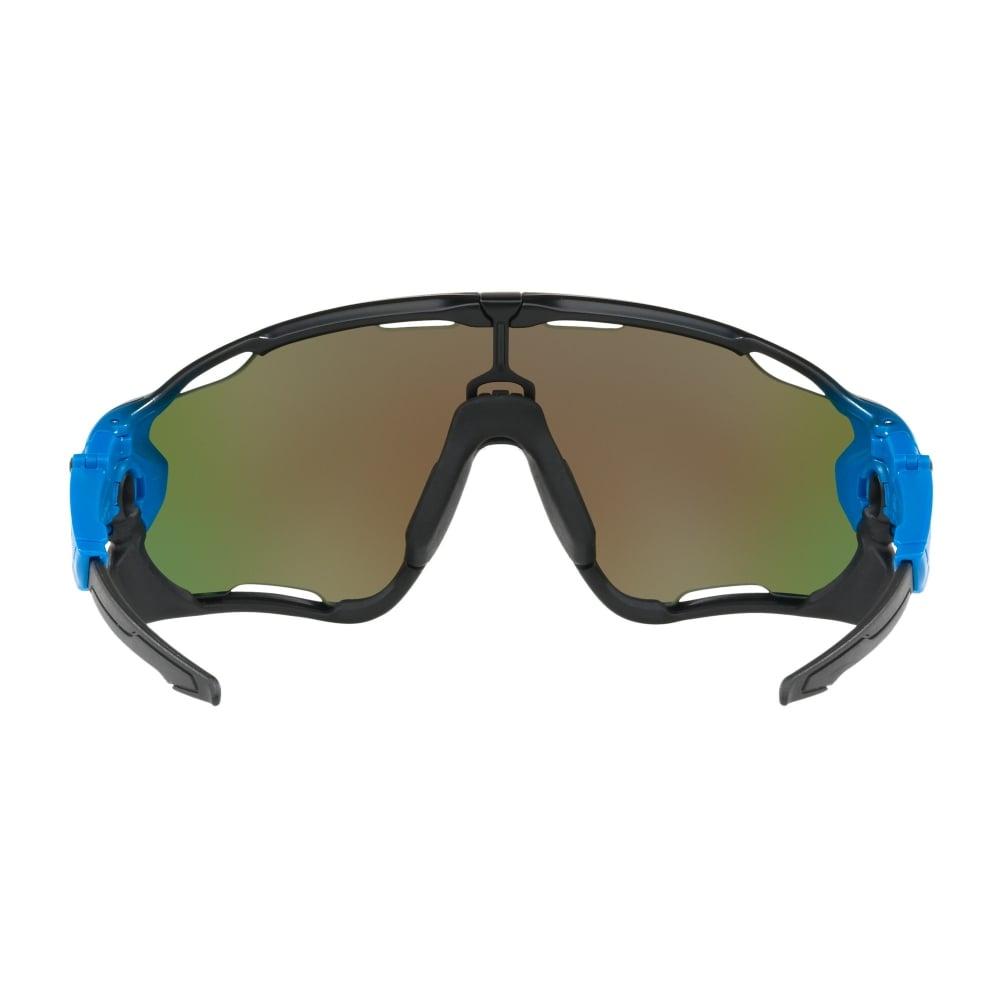 66e1f1a5a4 Polarized Oakley Prizm Jawbreaker Sunglasses Sapphire Fade OO9290-2231