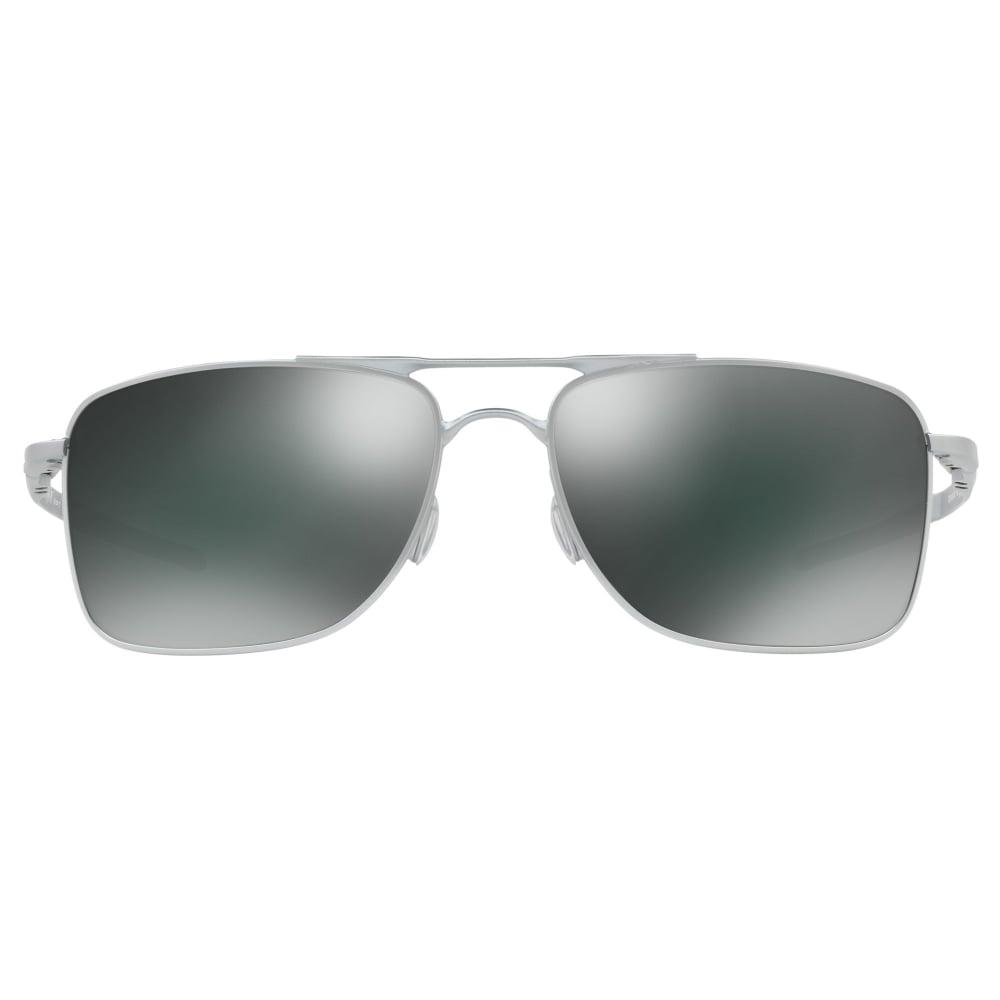 Oakley Gauge 8L Lead Jade Iridium Sonnenbrille Silber ZiiwfRm