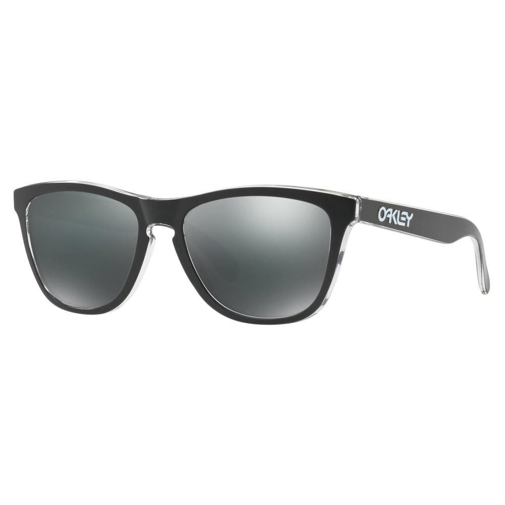 aee809e92e Oakley Frogskins Sunglasses Eclipse Clear OO9013-B1