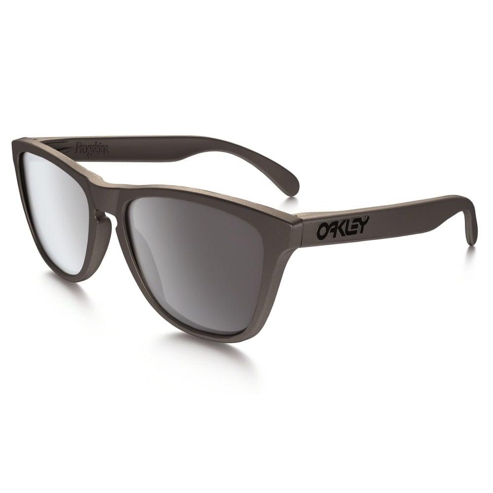 e30a80041c Oakley Frogskins Sunglasses Lead OO9013-87