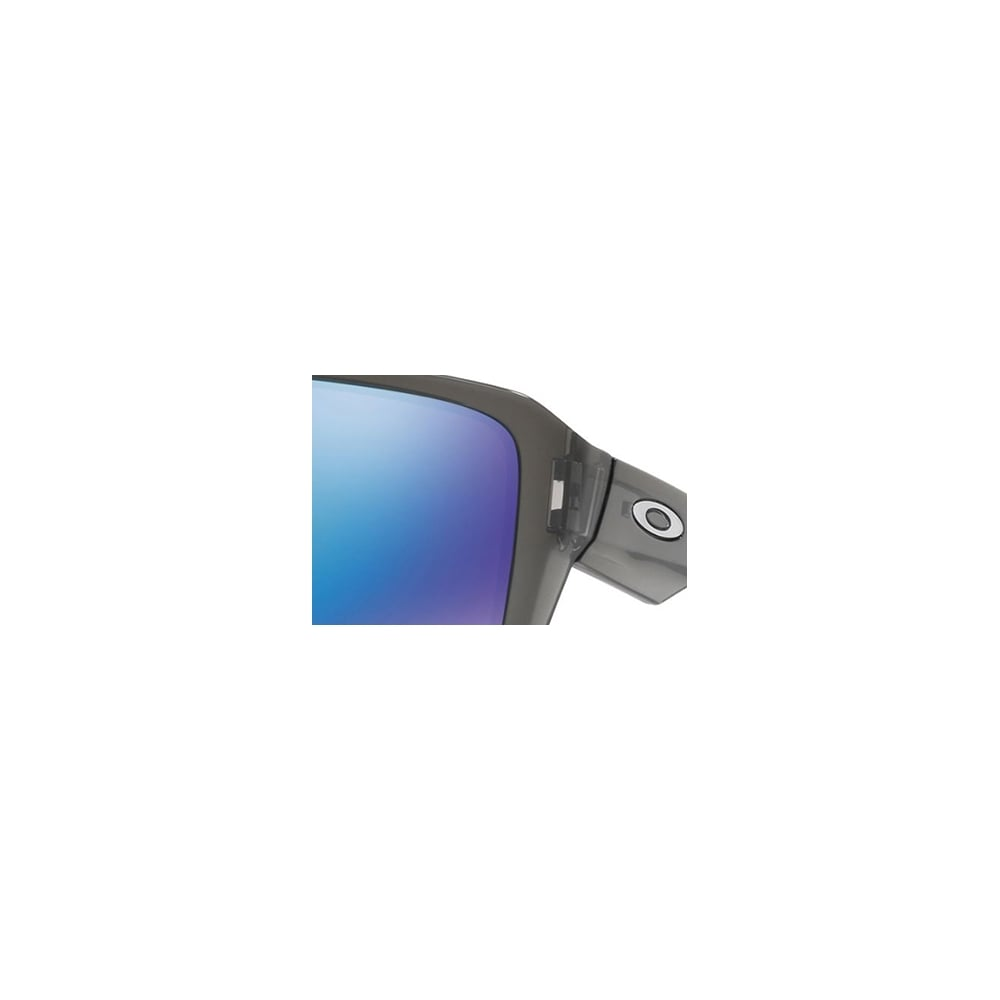35bb548202 Polarized Oakley Prizm Double Edge Sunglasses Grey Smoke OO9380-0666