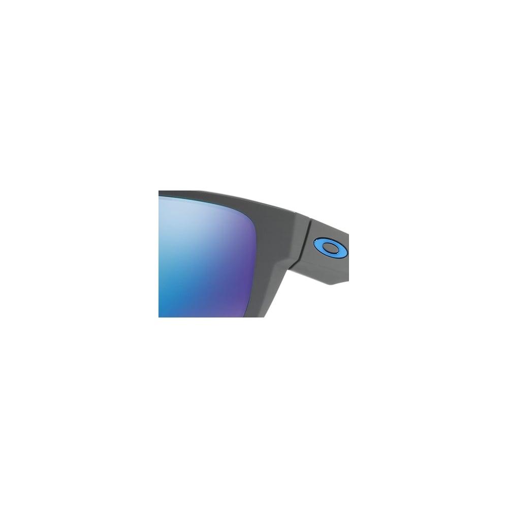 79b46953cab Polarized Oakley Prizm Drop Point Sunglasses Matte Dark Grey OO9367-0660