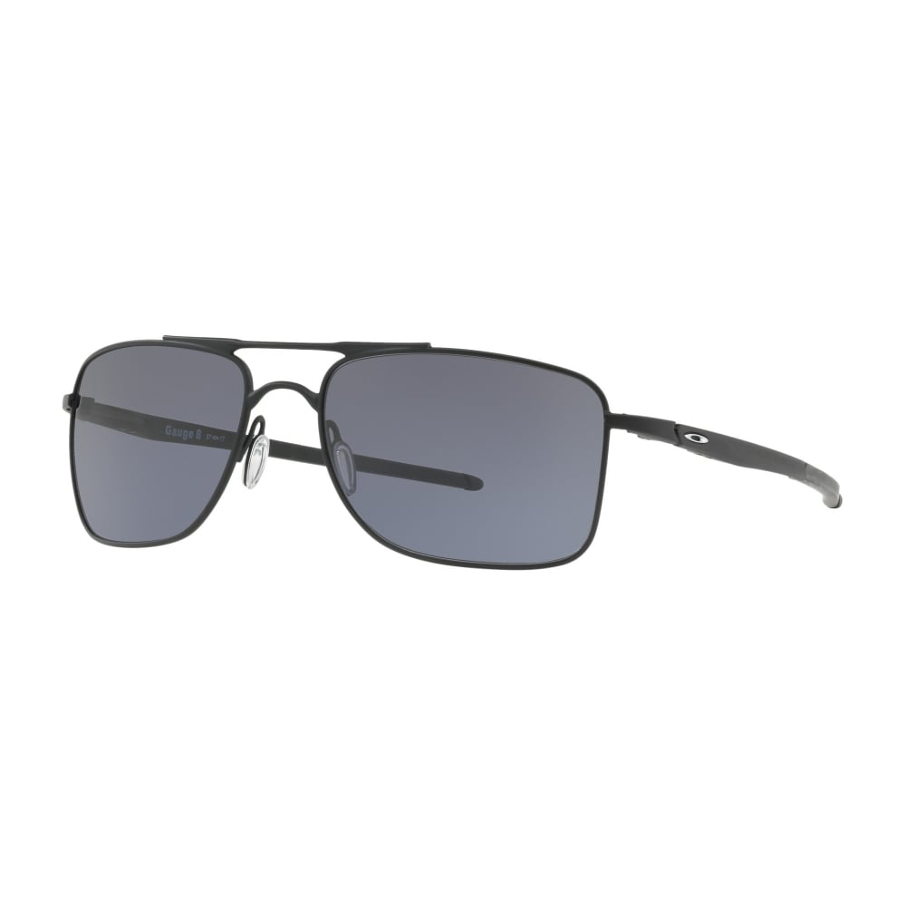 Oakley Gauge 8 >> Oakley Gauge 8 Medium Matte Black OO4124-0162