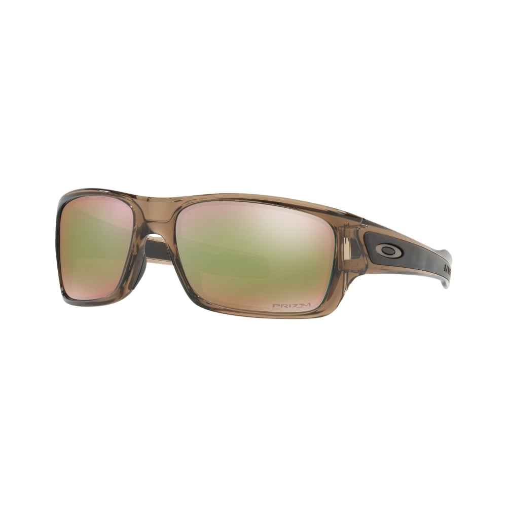 b9c1031376 Polarized Oakley Prizm Youth Turbine XS Sunglasses Brown Smoke OJ9003-0957