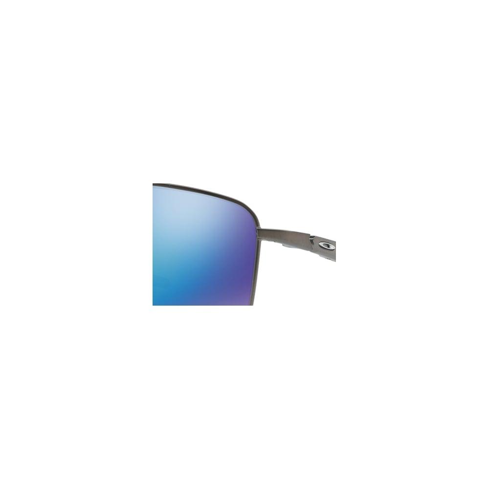 dcfbb03a2c Polarized Oakley Prizm Gauge 8 Large Matte Black OO4124-0157