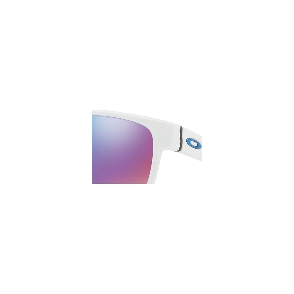 d06b70cb64 Oakley Prizm Crossrange R Sunglasses Polished White OO9359-0557