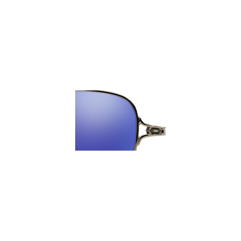 4a958c5d636 Oakley Conquest Sunglasses Polished Chrome OO4101-07