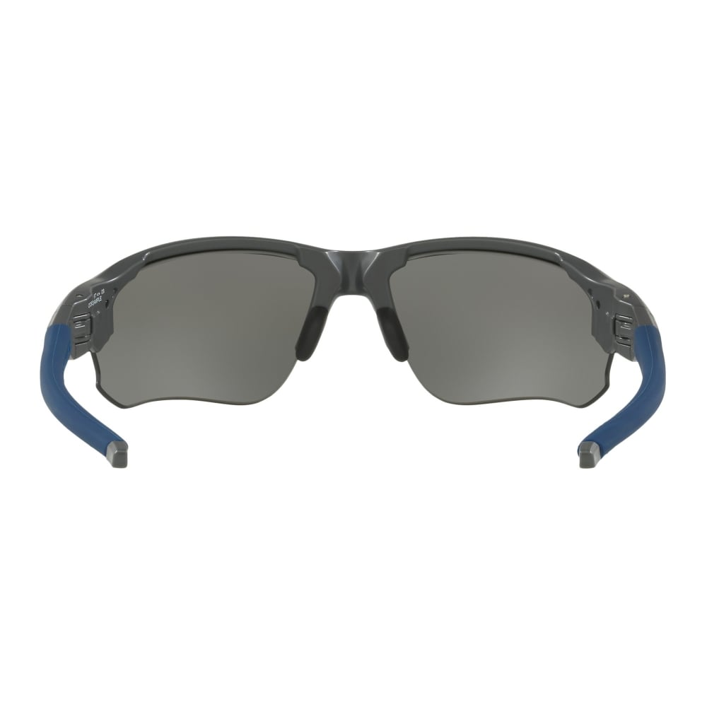 52530f445a Oakley Flak Draft Sunglasses Matte Dark Grey OO9364-0267