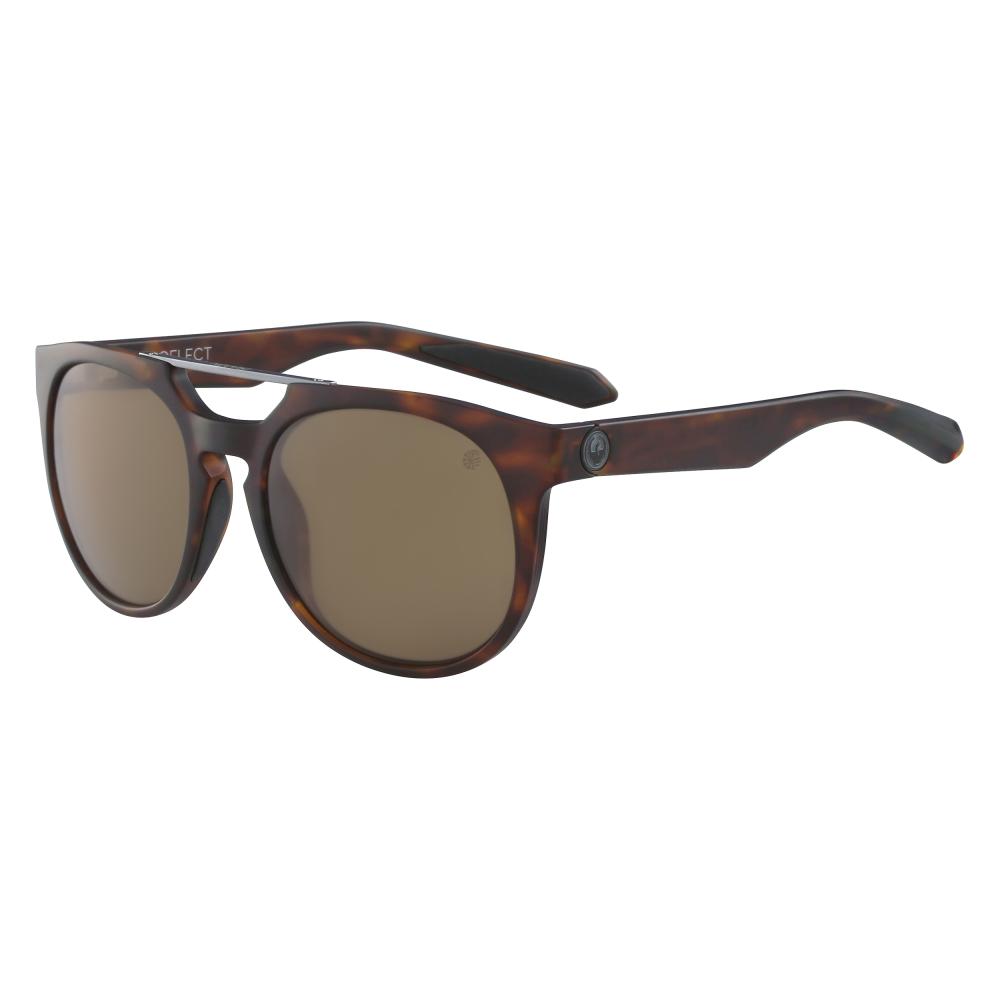 eb9a1514328 Polarized Dragon Alliance Proflect Sunglasses Matte Tortoise 33244-245