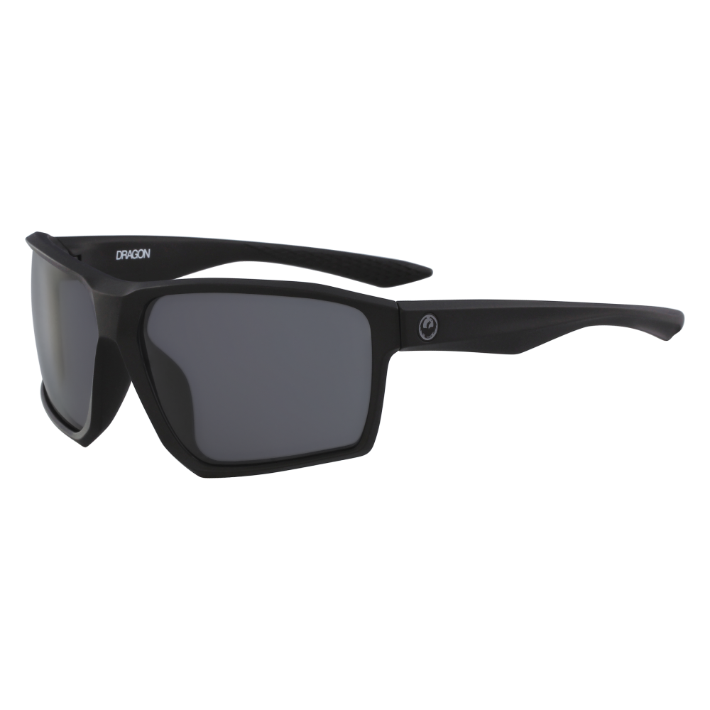 de32e3e7910 Dragon Alliance Tenzig Sunglasses Matte Black 32688-003