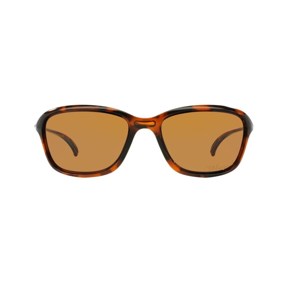 c092c6e2601 Polarized Oakley Womens Shes Unstoppable Sunglasses Tortoise OO9297-02