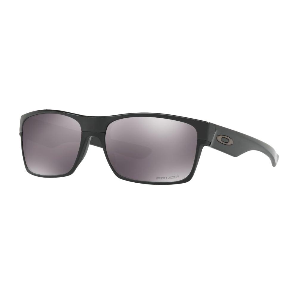 63c407a6cc9 Oakley Prizm TwoFace Sunglasses Polished Black OO9189-37
