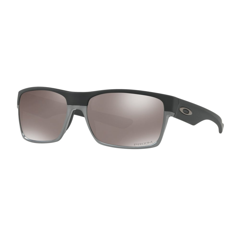 a4abc028da Oakley Prizm TwoFace Sunglasses Matte Black OO9189-38