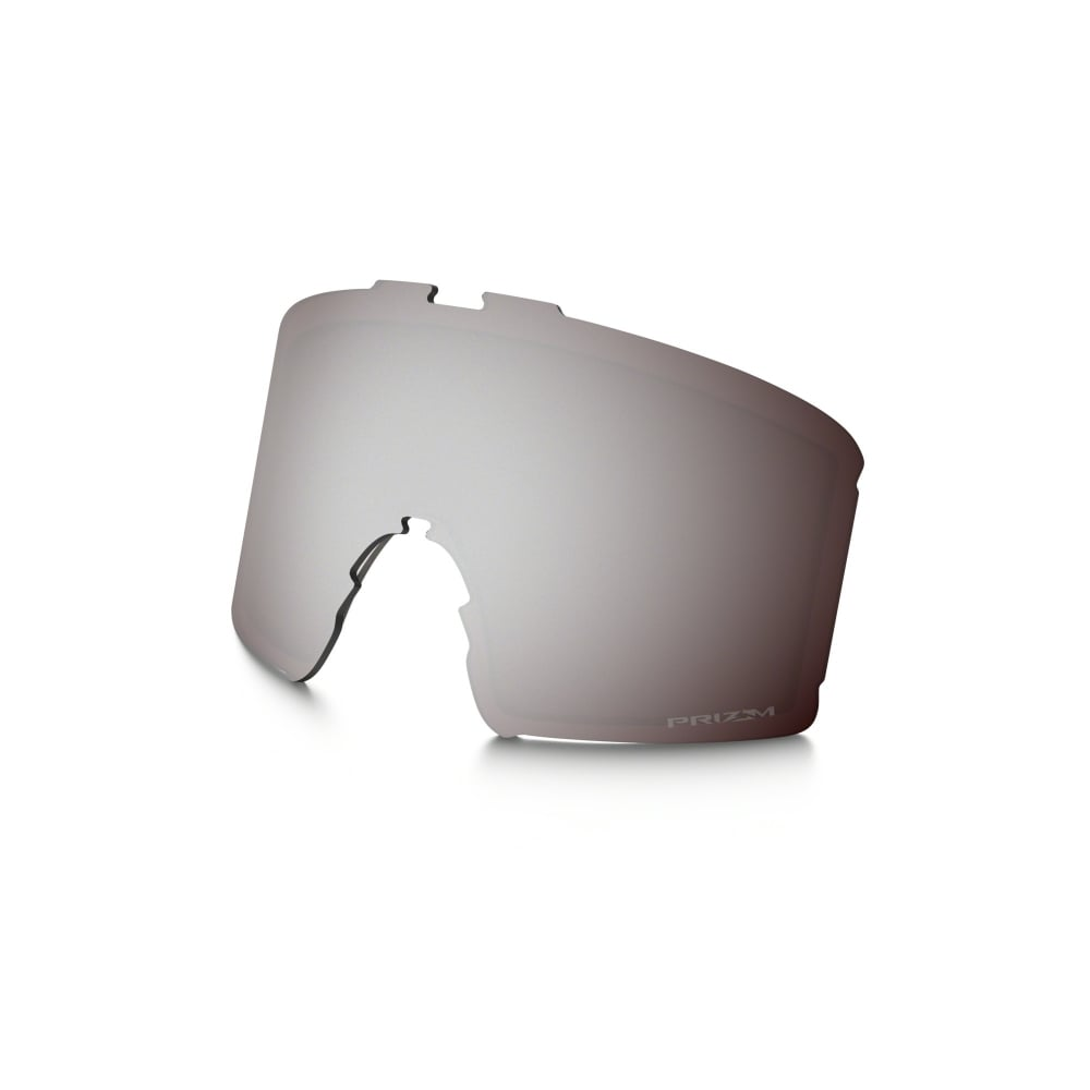 Oakley Replacement Lens Miner - prizm black iridium OWEsbooo6O