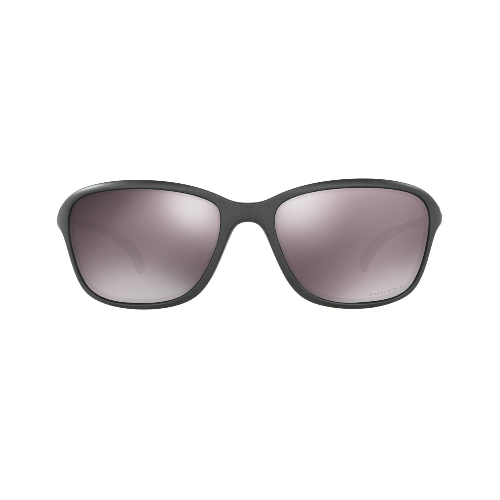 db18799daa Polarized Oakley Prizm Womens Shes Unstoppable Sunglasses Steel ...