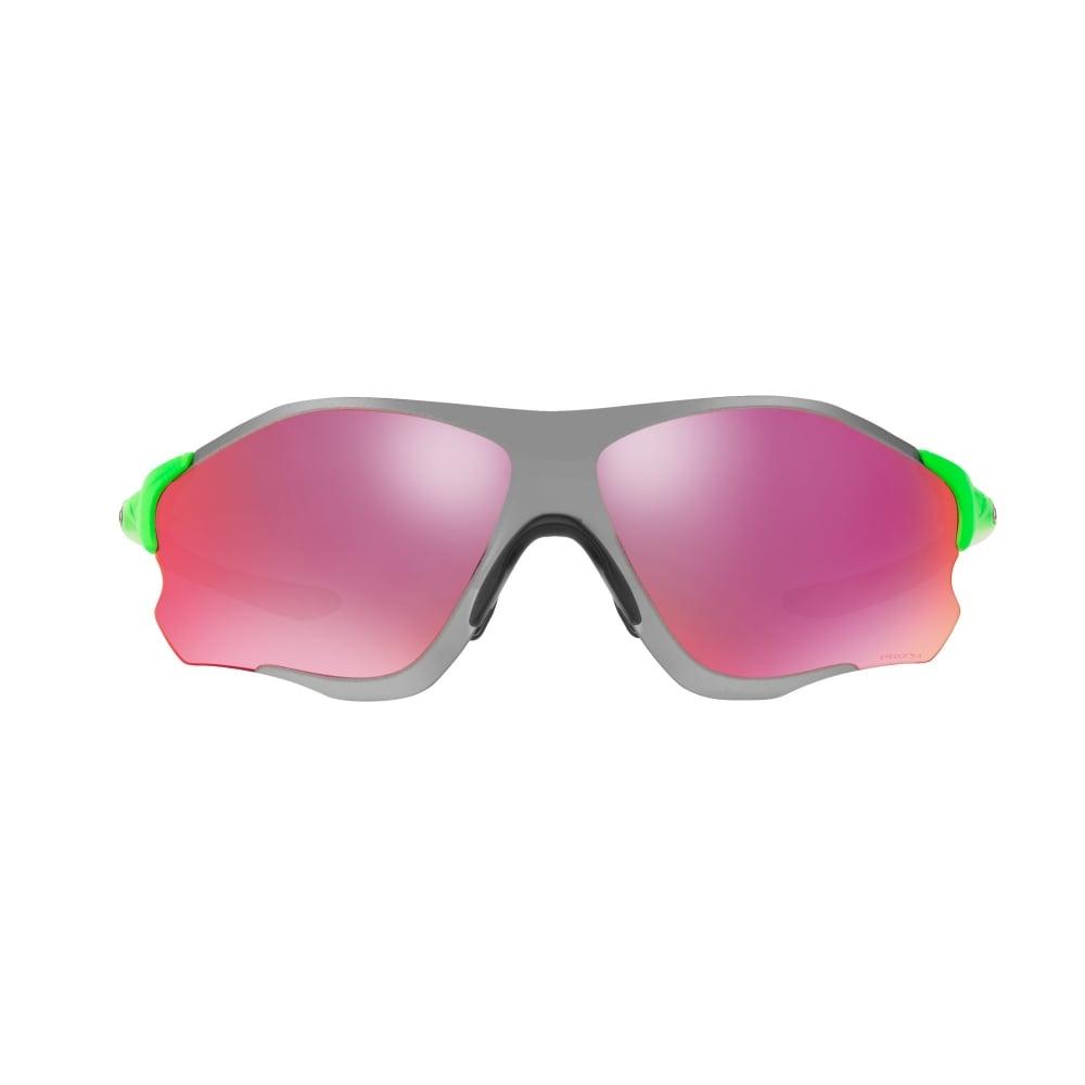 401ff5a9cf2 Oakley EVZero Path Sunglasses Chrome Iridium OO9308-09