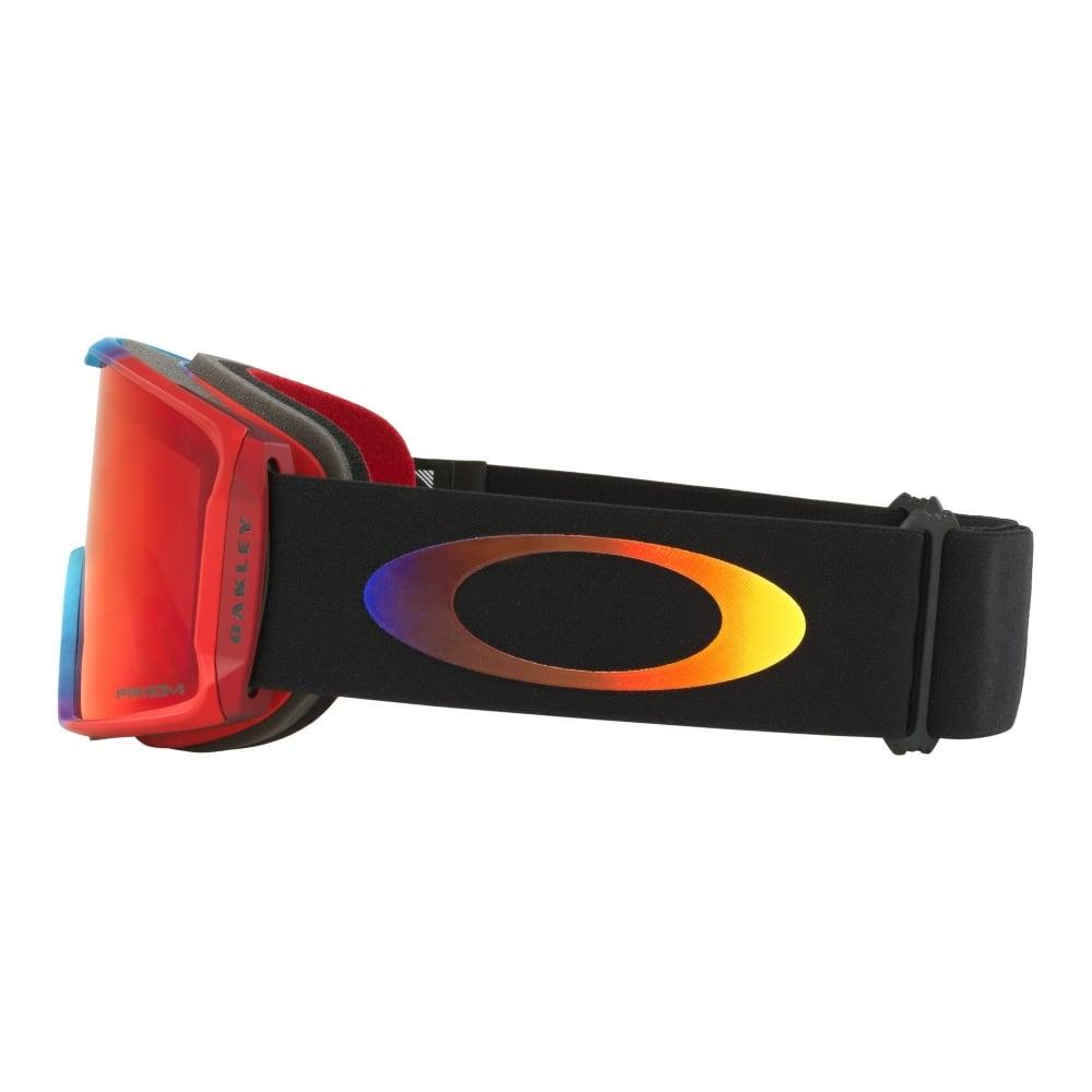 Oakley Prizm Inferno Line Miner Snow Goggle Prizm Halo 2018 OO7070-33 2db1a09ab3623