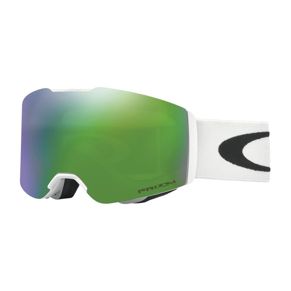 96234b3115 Oakley Prizm Fall Line Snow Goggles Matte White OO7085-09