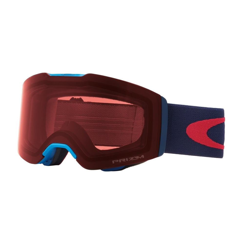 9df8b56add9 Oakley Prizm Fall Line Snow Goggles Blue Fathom OO7085-15